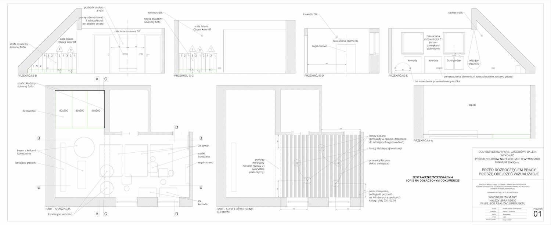 Mroomy przykładowy projekt techniczny w pakiecie VP