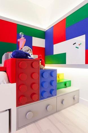 Jak Urządzić Pokój Małego Fana Klocków Lego Mroomy Magazine