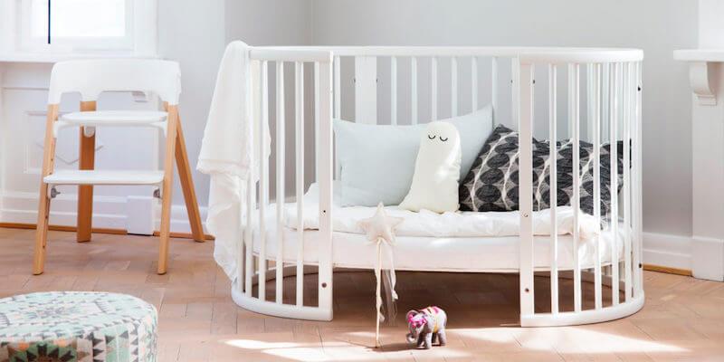 łóżeczko dla dziecka stokke