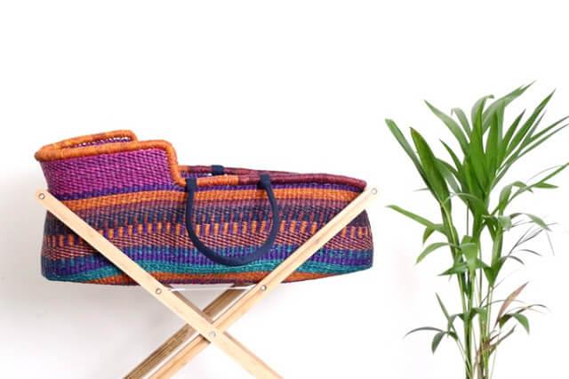 łóżeczko dla dziecka kosz mojżesza Desig Dua
