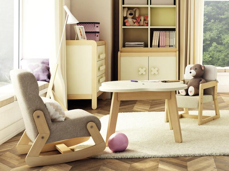 timoore krzesełko dla dziecka mroomy