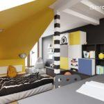 Projekt pokoju dla chłopca, 11-letniego Natana (#62)