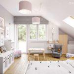 Projekt pokoju dla dziewczynki, 2-letniej Leny (#19)