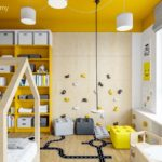 Projekt pokoju dla dziewczynki, 2-letniej Emmy (#32)