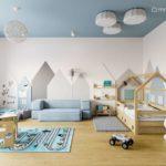 Projekt pokoju dla chłopca, 3-letniego Michała (#78)