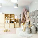 Projekt pokoju dla dziewczynki, 3-letniej Oli (#101)