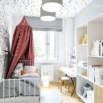 Projekt pokoju dla dziewczynki, 4-letniej Zosi (#94)