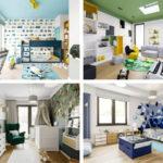 Indywidualny projekt pokoju dla chłopca