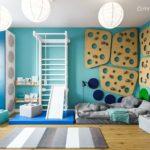 Projekt pokoju dla chłopca, 5-letniego Jakuba (#120)