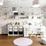 Projekt pokoju dla rodzeństwa, Martyny (6 lat) i Poli (3 lata) (#114)