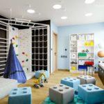 Projekt pokoju dla chłopca, Artura (5 lat) (#141)