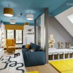 Projekt pokoju dla chłopca, Frania (8 lat) (#142)