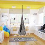 Projekt pokoju dla rodzeństwa, Amelii (3 lata), Olafa (4 lata) i Daniela (4 lata) (#433)